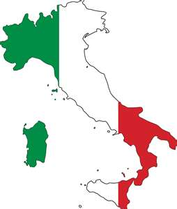 2012-07-18_01_Italy-Flag-Map