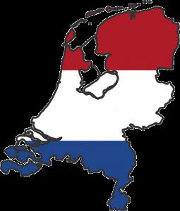 Netherlands_flag_map