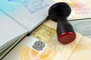passport-pages-and-immigration-stamp