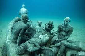Испания приглашает в подводный музей