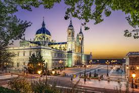 Мадрид открывает свои дворцы