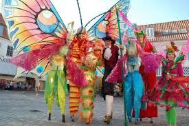 Дания приглашает на майский карнавал