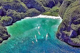 Таиланд приостанавливает экскурсии на пляж Майя