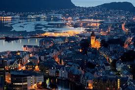 Норвегия является самой благополучной страной